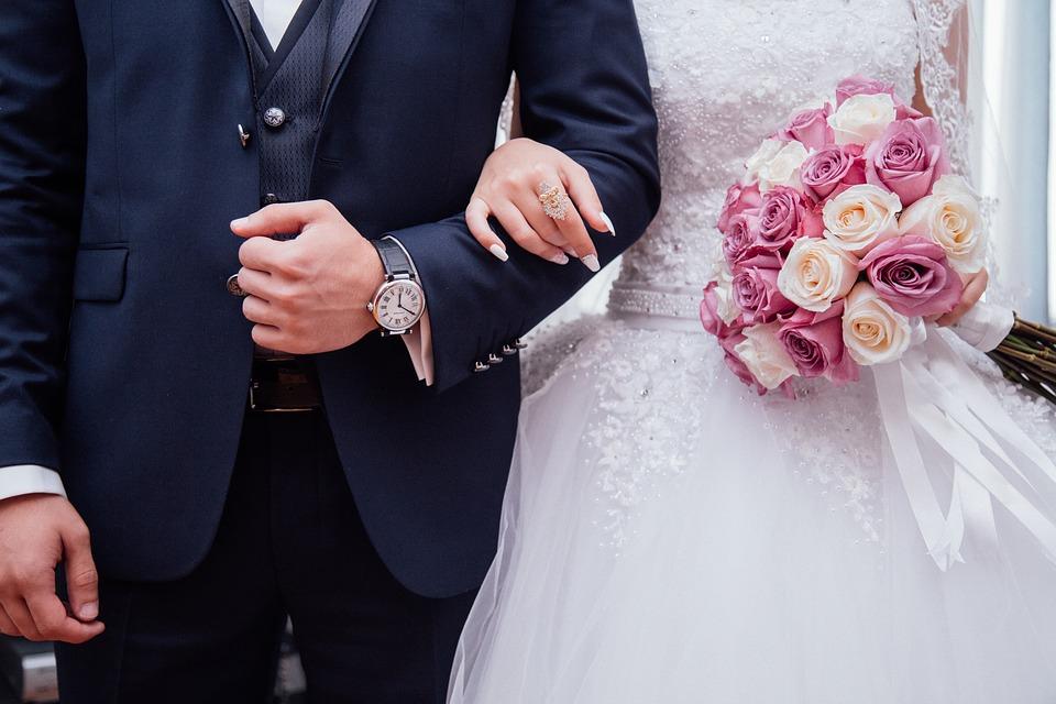 pred svadbou