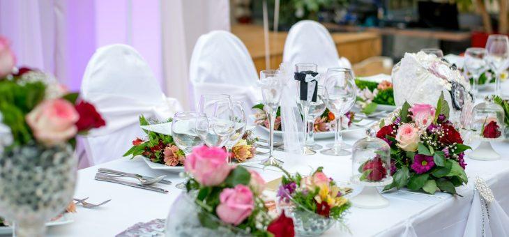Ako vytvoriť zasadací poriadok na svadbu čo najjednoduchšie?